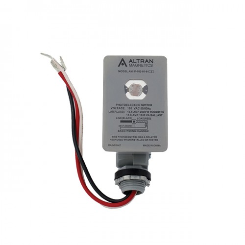 P-103 SERIES PHOTOCELL